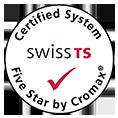 SwissTS_FiveStarbyCromax_CM_bold_konvCS4