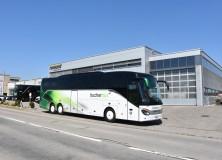 Bild Bucher Bus