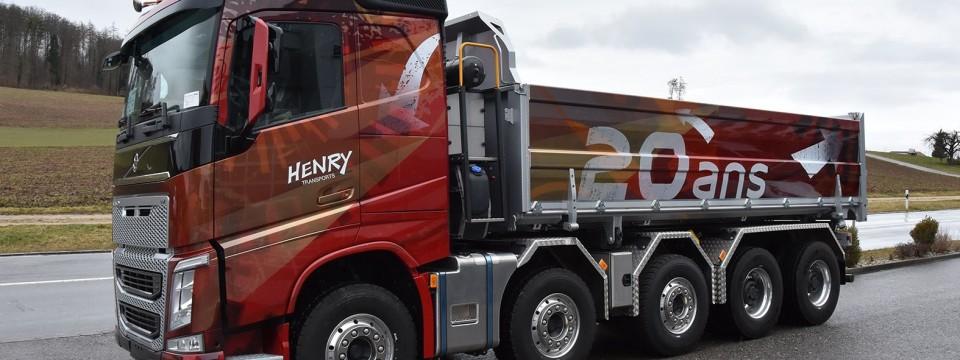 Henry Transports