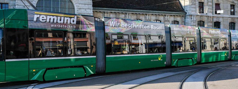 Remund Tram Basel