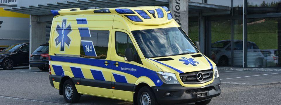 Sanitätspolizei Bern