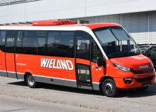 Wielandbus AG 2018 - Schulbus