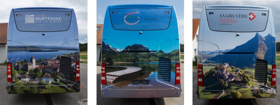 Horner Fribourg Tourisme