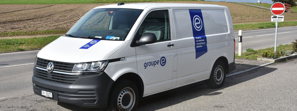 Rebrand Groupe E